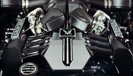 Rolls-Royce Phantom Tungsten